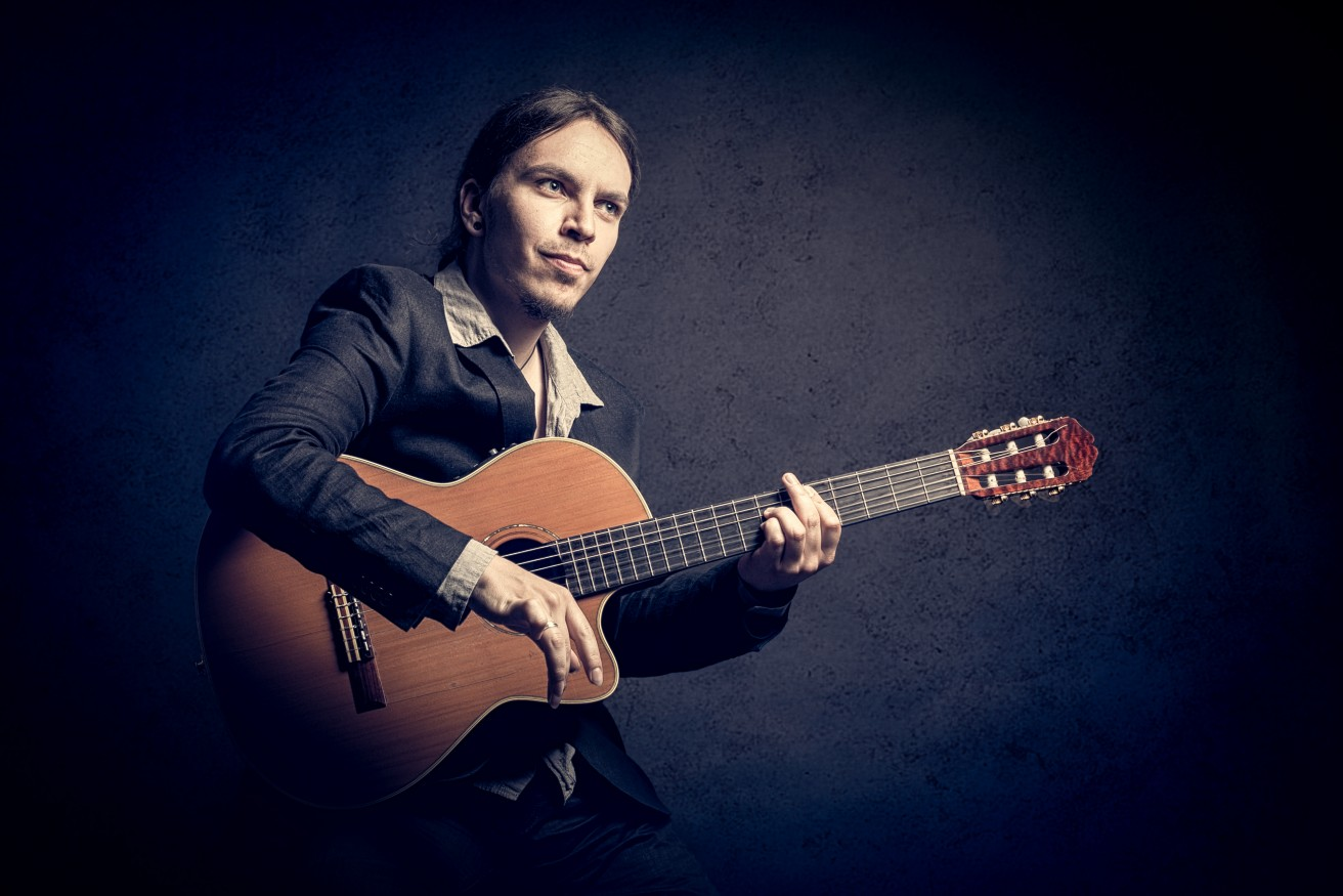 Rico Wolf - Gitarrist bei TROjKA